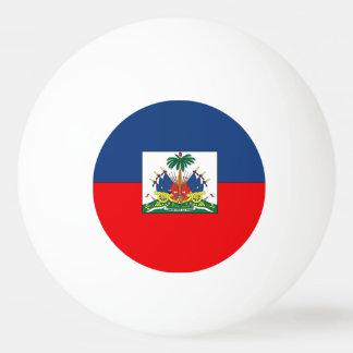 Haiti Flag Ping Pong Ball