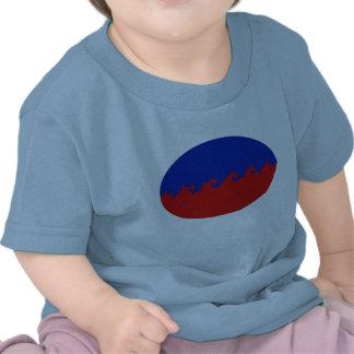 Haiti Gnarly Flag T-Shirt