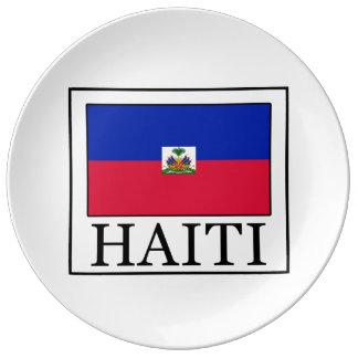 Haiti Plate