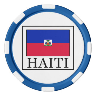 Haiti Poker Chips