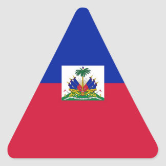 HAITI TRIANGLE STICKER