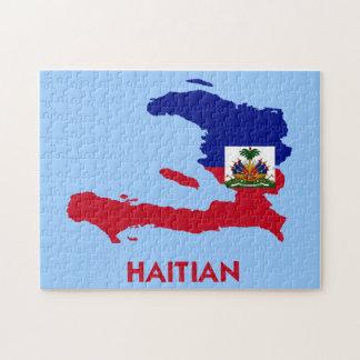 HAITIAN MAP JIGSAW PUZZLE