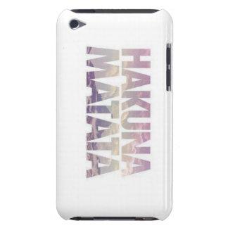 Hakuna Matata iPod Case-Mate Case