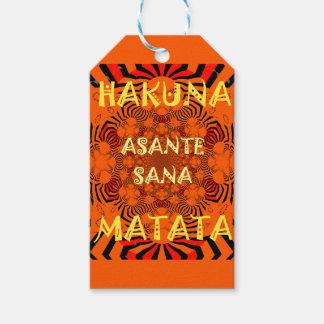 Hakuna Matata Uniquely Exceptionally latest patter