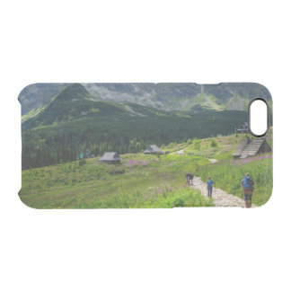 Hala Gasienicowa Tatry Poland Clear iPhone 6/6S Case