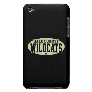 Hale County High School; Wildcats iPod Touch Case