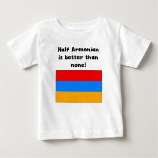 Half Armenian Is Better Than None Shirt