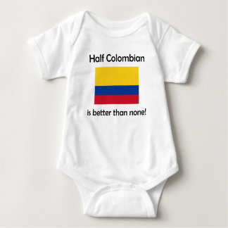Half Colombian T-shirt