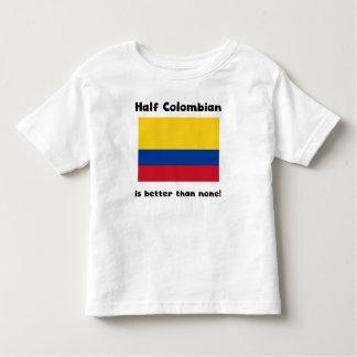 Half Colombian Tee Shirt
