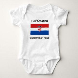 Half Croatian Tshirts