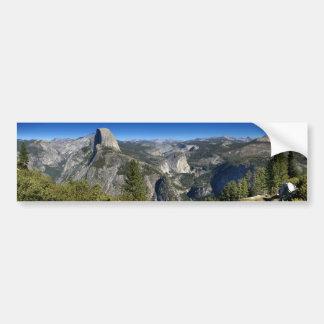 Half Dome Nevada Falls Vernal Falls (II) Bumper Stickers