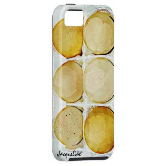 Half Dozen Brown Eggs Case For The iPhone 5