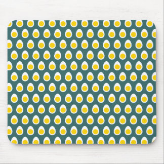 Half Egg Pattern Mouse Pad
