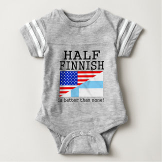 Half Finnish Is Better Than None! T-shirts