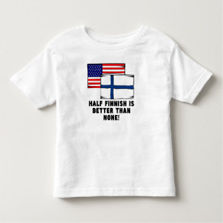 Half Finnish Tee Shirts