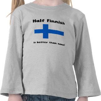Half Finnish Tshirts
