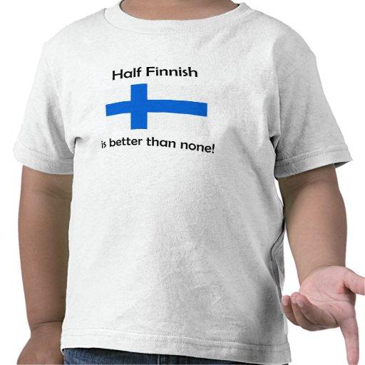 Half Finnish Tees