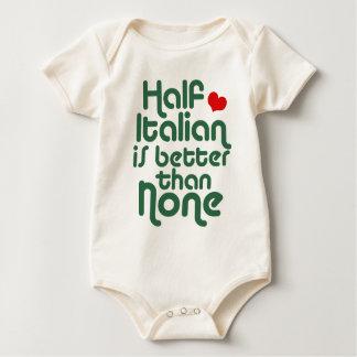 Half Italian Bodysuit