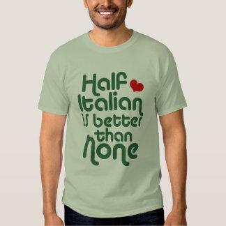 Half Italian Tees