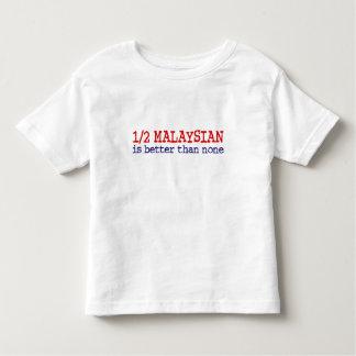 Half Malaysian T-shirt