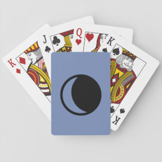 Half-Moon Playing Cards