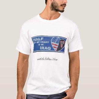 Half my Heart - Soldier T-Shirt