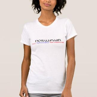 Half Norwegian + Half Indonesian = NORWESIAN! T-Shirt