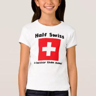 Half Swiss Tshirt