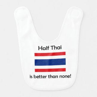 Half Thai Baby Bibs