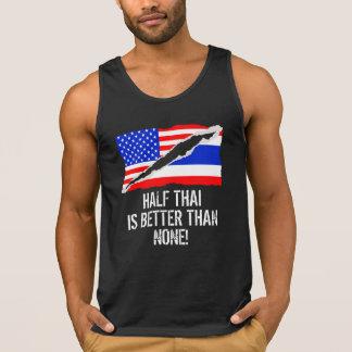 Half Thai Is Better Than None Singlet