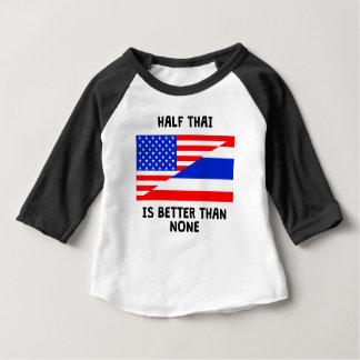 Half Thai Is Better Than None Tee Shirts
