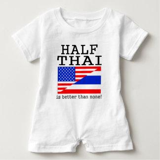 Half Thai Is Better Than None! T-shirts