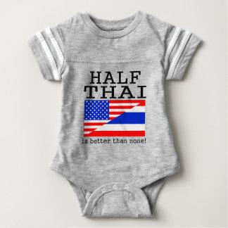 Half Thai Is Better Than None! Tee Shirts
