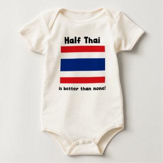 Half Thai Romper