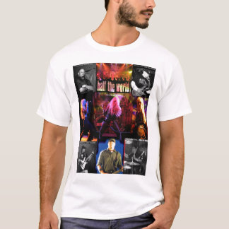 Half The World poster T-Shirt