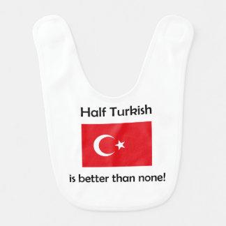 Half Turkish Bib