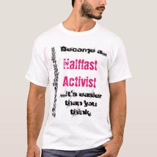 Halffast Activism T-Shirt