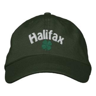 Halifax - Four Leaf Clover Embroidered Hat