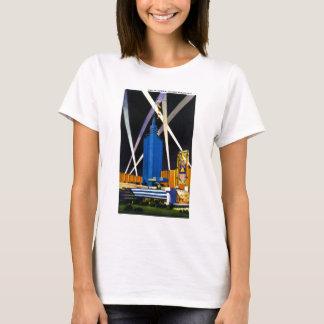 Hall of Science, Chicago World's Fair Retro T-Shirt