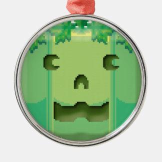 Hallow pumkym christmas ornament