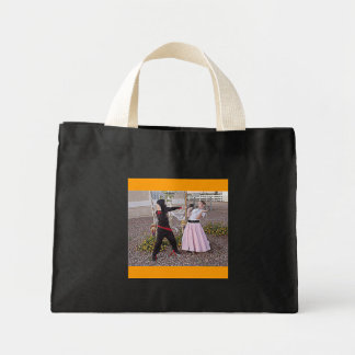 halloween.ai, Trick or Treat Mini Tote Bag