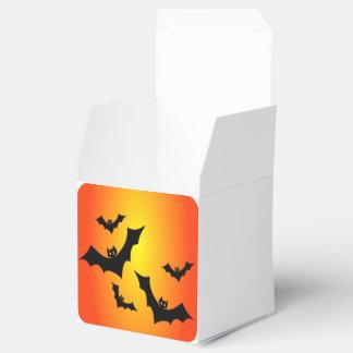 Halloween Bats Party Treat, Party Favor Box Favour Boxes