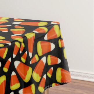 Halloween Candy Corn Tablecloth