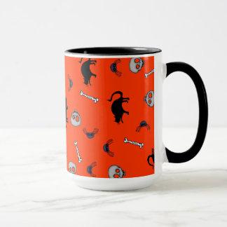 Halloween Characters Mug