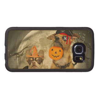 Halloween chihuahua dogs Samsung Galaxy S6 case