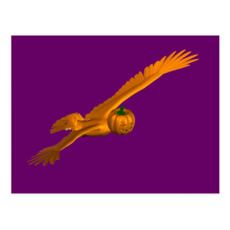 Halloween Eagle Post Cards