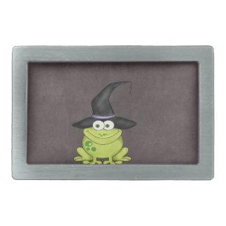 Halloween Frog Belt Buckle