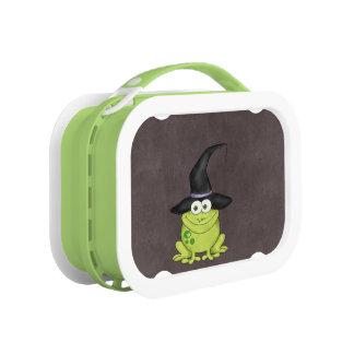 Halloween Frog Lunch Box