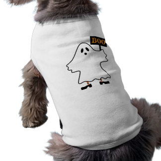 Halloween Ghost Pet Clothing