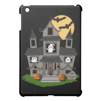 Halloween Haunted House iPad Mini Case